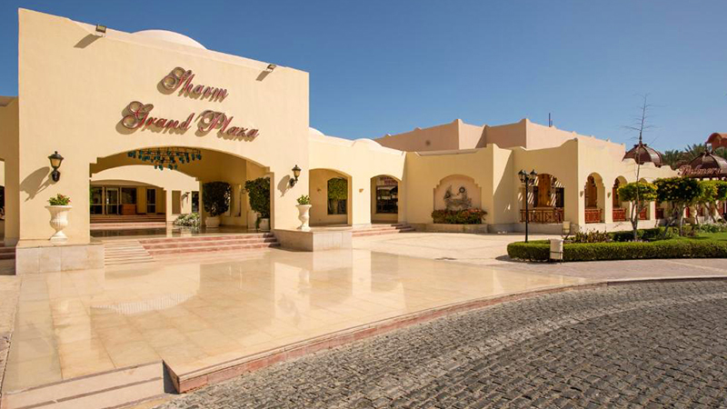Sharm Grand Plaza Resort 5 ★★★★★
